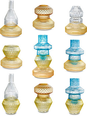 Baccarat Crystal - Variations - Style No: baccarat-variations