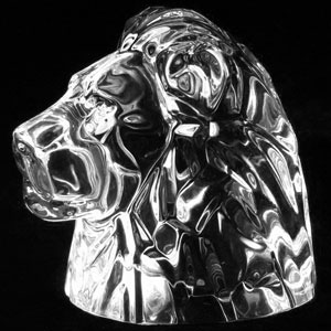 Baccarat Crystal - Lion - Style No: 764399